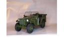 ГАЗ-64 _ темно-зеленный _ НАП, масштабная модель, scale43, Наш Автопром