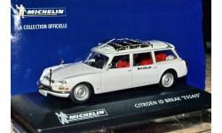 Citroen ID21 Break =Essais= _ MICHELIN-22 _ Altaya IXO _ 1:43, журнальная серия масштабных моделей, 1/43, Citroën