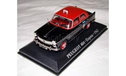 Peugeot 404 _ 1962 _ Paris _ ТаМ-т3