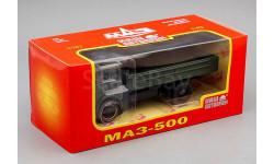 МАЗ-500 (1968 г.в.) бортовой _ защитный _ НАП