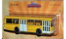ЛАЗ-4202 _ НАбу-012, журнальная серия масштабных моделей, scale43, Наши автобусы