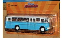 Ikarus-620 (Икарус) _ НАбу-013, журнальная серия масштабных моделей, scale43, Наши автобусы