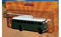 ЯТБ-1 _ НАбу-014, журнальная серия масштабных моделей, scale43, Наши автобусы