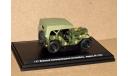 ГАЗ-64 _ с поднятым тентом, камуфляж _ НАП _ бокс, масштабная модель, scale43, Наш Автопром