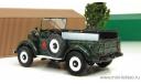 ГАЗ-69открытый парадный _ НАП _ без коробки, масштабная модель, scale43, Наш Автопром