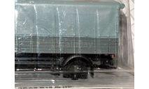 Barkas B1000 HP (ГДР) _ PRL-065 _ УЦЕНКА, журнальная серия Kultowe Auta PRL-u (Польша), scale43, DeAgostini-Польша (Kultowe Auta)