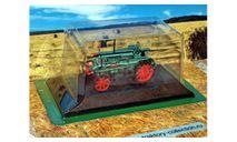 ВТЗ Универсал -2 _ трактор _ Тр-04 _ 1:43, журнальная серия Тракторы. История, люди, машины (Hachette), 1/43