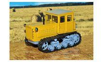 ДТ-54 трактор _ Тр-002, журнальная серия Тракторы. История, люди, машины (Hachette), scale43