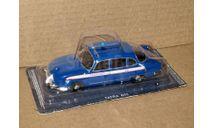 Tatra 603-1 _ ПММ-57, журнальная серия Полицейские машины мира (DeAgostini), 1:43, 1/43, Полицейские машины мира, Deagostini