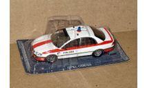 Opel Omega _ ПММ-61, журнальная серия Полицейские машины мира (DeAgostini), 1:43, 1/43, Полицейские машины мира, Deagostini