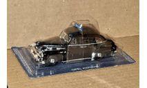Opel Kapitan 1951 _ ПММ-68, журнальная серия Полицейские машины мира (DeAgostini), Полицейские машины мира, Deagostini, 1:43, 1/43