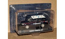 SubaruForester 2007  _ ПММ-sp03, журнальная серия Полицейские машины мира (DeAgostini), Полицейские машины мира, Deagostini, scale43