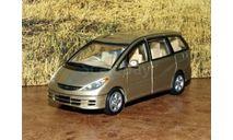 Toyota Previa _ Potato _ 1:43, масштабная модель, 1/43, PotatoCar (Expresso Auto)