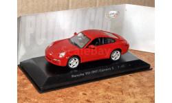 Porsche 911 (997) Carrera S _ Potato _ 1:43, масштабная модель, 1/43, PotatoCar (Expresso Auto)