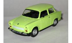 Trabant 601 Limousine (ГДР) _ PRL-002 _ 1:43, журнальная серия Kultowe Auta PRL-u (Польша), 1/43, DeAgostini-Польша (Kultowe Auta)