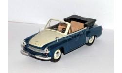 Wartburg311 Cabrio (ГДР) _ PRL-017 _ 1:43