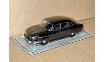 Tatra 603 (ЧССР) _ PRL-022, журнальная серия Kultowe Auta PRL-u (Польша), scale43, DeAgostini-Польша (Kultowe Auta)
