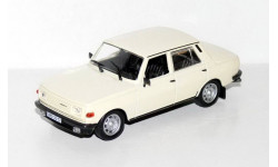 Wartburg353 Limousine (ГДР) _ PRL-027 _ 1:43, журнальная серия Kultowe Auta PRL-u (Польша), 1/43, DeAgostini-Польша (Kultowe Auta)