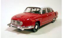 Tatra 603-1 (ЧССР) _ PRL-053 _ 1:43, журнальная серия Kultowe Auta PRL-u (Польша), 1/43, DeAgostini-Польша (Kultowe Auta)