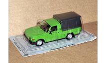 Wartburg 353 Trans (ГДР) _ PRL-059, журнальная серия Kultowe Auta PRL-u (Польша), scale43, DeAgostini-Польша (Kultowe Auta)