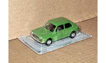 FIAT 127p (ПНР) _ PRL-072, журнальная серия Kultowe Auta PRL-u (Польша), scale43, DeAgostini-Польша (Kultowe Auta)