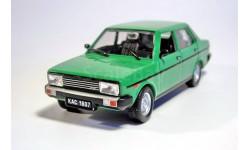 FIAT 131p (ПНР) _ PRL-080 _ 1:43, журнальная серия Kultowe Auta PRL-u (Польша), 1/43, DeAgostini-Польша (Kultowe Auta)
