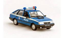 Polonez  Caro Radiowoz _ милиция _ PRL-s31 _ 1:43, журнальная серия Kultowe Auta PRL-u (Польша), 1/43, DeAgostini-Польша (Kultowe Auta)
