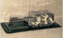 2С19 «Мста-С» _ самоходная артиллерийская установка (САУ) _ РТ-082 _ 1:72, журнальная серия Русские танки (GeFabbri) 1:72, scale72, Русские танки (Ge Fabbri)