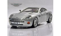 Aston MartinV12 Vanquish _ СК-12 _ 1:43, журнальная серия Суперкары (DeAgostini), 1/43, Суперкары. Лучшие автомобили мира, журнал от DeAgostini