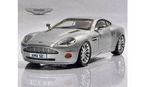 Aston MartinV12 Vanquish _ СК-12, журнальная серия Суперкары (DeAgostini), scale43, Суперкары. Лучшие автомобили мира, журнал от DeAgostini