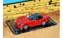 DodgeViper SRT-10 _ СК-17 _ 1:43, журнальная серия Суперкары (DeAgostini), 1/43, Суперкары. Лучшие автомобили мира, журнал от DeAgostini