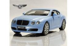 BentleyContinental GT _ СК-20 _ 1:43, журнальная серия Суперкары (DeAgostini), 1/43, Суперкары. Лучшие автомобили мира, журнал от DeAgostini
