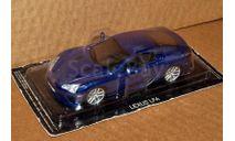 LexusLFA _ СК-24, журнальная серия Суперкары (DeAgostini), scale43, Суперкары. Лучшие автомобили мира, журнал от DeAgostini