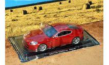 Aston MartinAMV8 _ СК-25 _ 1:43, журнальная серия Суперкары (DeAgostini), 1/43, Суперкары. Лучшие автомобили мира, журнал от DeAgostini