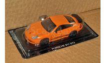 Porsche911 GT3 _ СК-70, журнальная серия Суперкары (DeAgostini), scale43, Суперкары. Лучшие автомобили мира, журнал от DeAgostini