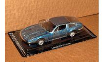 MaseratiIndy  _ СК-79, журнальная серия Суперкары (DeAgostini), scale43, Суперкары. Лучшие автомобили мира, журнал от DeAgostini