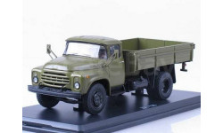 ЗИЛ-130-76 _ защитный _ SSM _ 1:43, масштабная модель, Start Scale Models (SSM), scale43