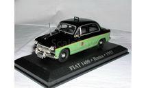 Fiat14001955Roma _ ТаМ _ Altaya, журнальная серия масштабных моделей, scale43