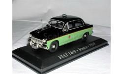 Fiat14001955Roma _ ТаМ _ Altaya _ 1:43