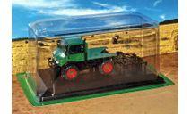 M-B Unimog 406 (1977) _ Тр-137, журнальная серия Тракторы. История, люди, машины (Hachette), Тракторы. История, люди, машины. (Hachette collections), scale43