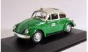 Volkswagen Beetle (Käfer)1985Mexico D. F. _ ТаМ _ Altaya _ 1:43, журнальная серия масштабных моделей, Altaya Taxi, 1/43