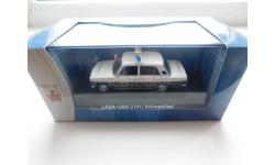 LADA 1200 (2101) Volkspolizei IXO, IST