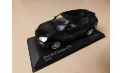 Porche Cayenne GTS (Schwarz), масштабная модель, Porsche, Minichamps, 1:43, 1/43