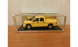 Dodge Ram SRT-10 Quad Cab Yellow Fever Edition 2005