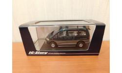 Mitsubishi Delica 1994 Green/Silver