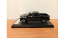 Toyota TUNDRA (Grewmax 2008) Black, масштабная модель, Hi-Story, 1:43, 1/43