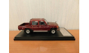 Toyota LAND CRUISER (70 PICKUP 2014) bordo, масштабная модель, Hi-Story, 1:43, 1/43