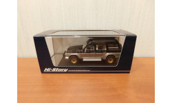 Nissan SAFARI 1987(black/silver)