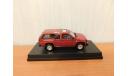 Nissan TERRANO 2DOOR(1986R3M)red, масштабная модель, Hi-Story, 1:43, 1/43