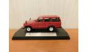 Toyota LAND CRUISER 60 ( G-Package 1980)red, масштабная модель, Hi-Story, 1:43, 1/43